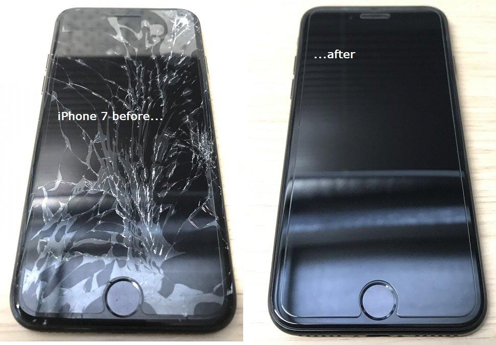 Phone Repair in minutes  iPhone, Samsung, LG, and more!
